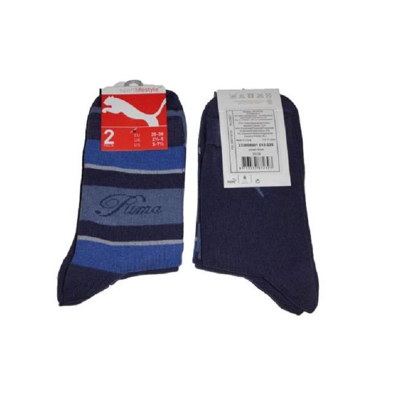 Puma klasické dámské ponožky 2pack  e87e1e7b5b
