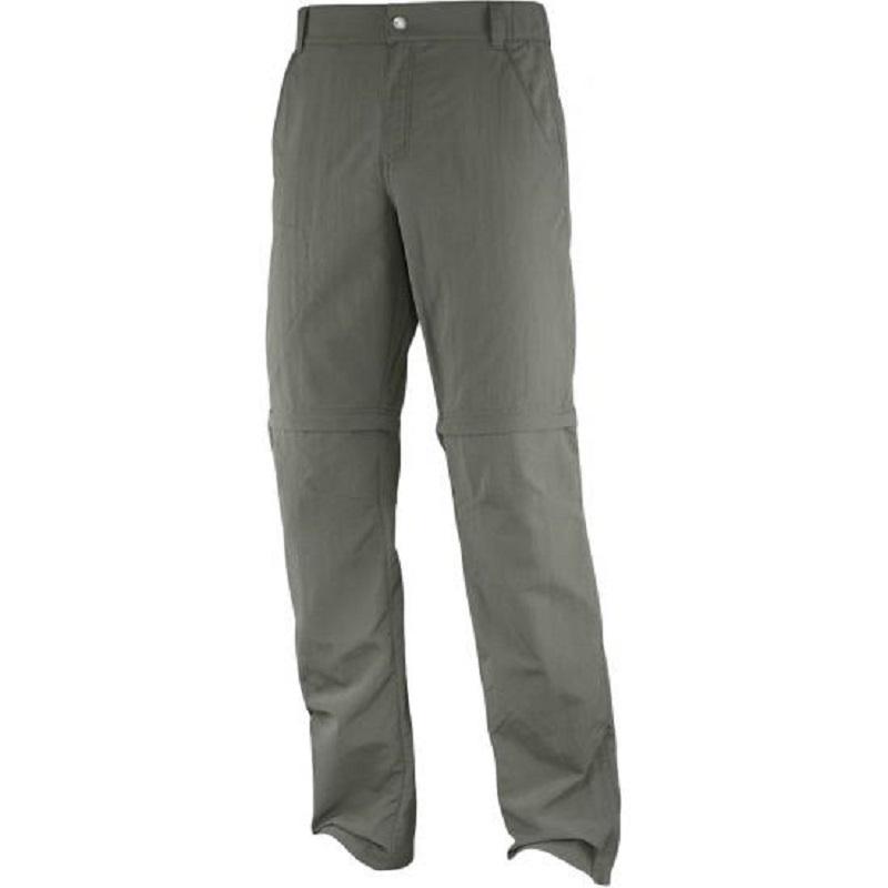 Salomon pánské kalhoty ELEMENTAL ZIP PANT M b188e35e13