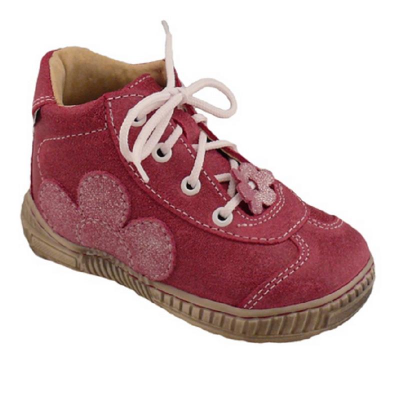 Pegres Dětské boty růžové 00c1bf35dc6
