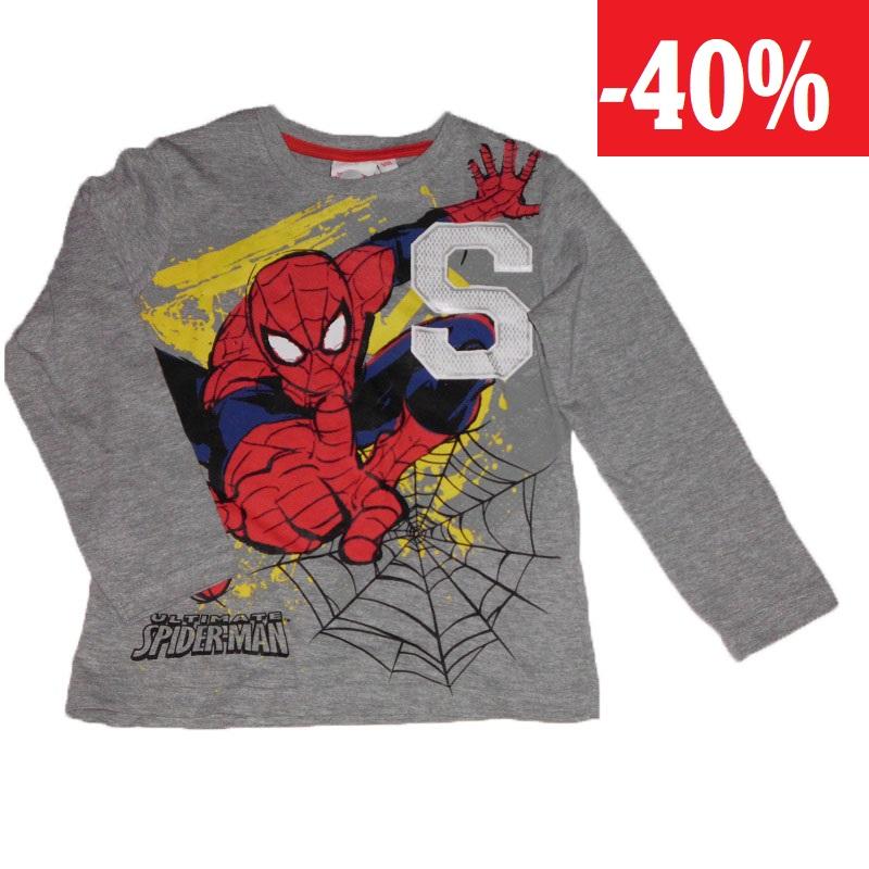 50c0baf7724 Dětské tričko s dlouhým rukávem SUPERMAN