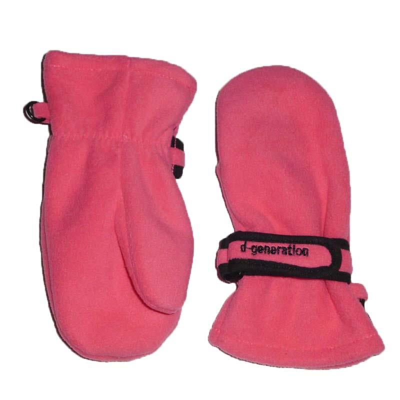 29db58822bd D-generation dívčí flísové rukavice- palčáky s membránou