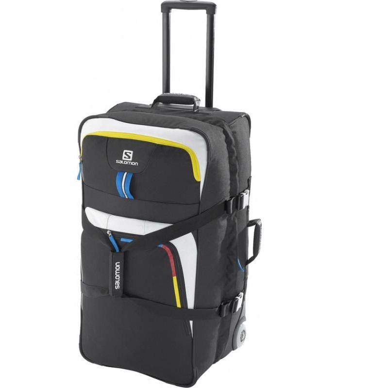 Batohy a tašky | Sportovní tašky | Salomon cestovní kufr CONTAINER 100 | WOKAS | Svět dětí a sportu