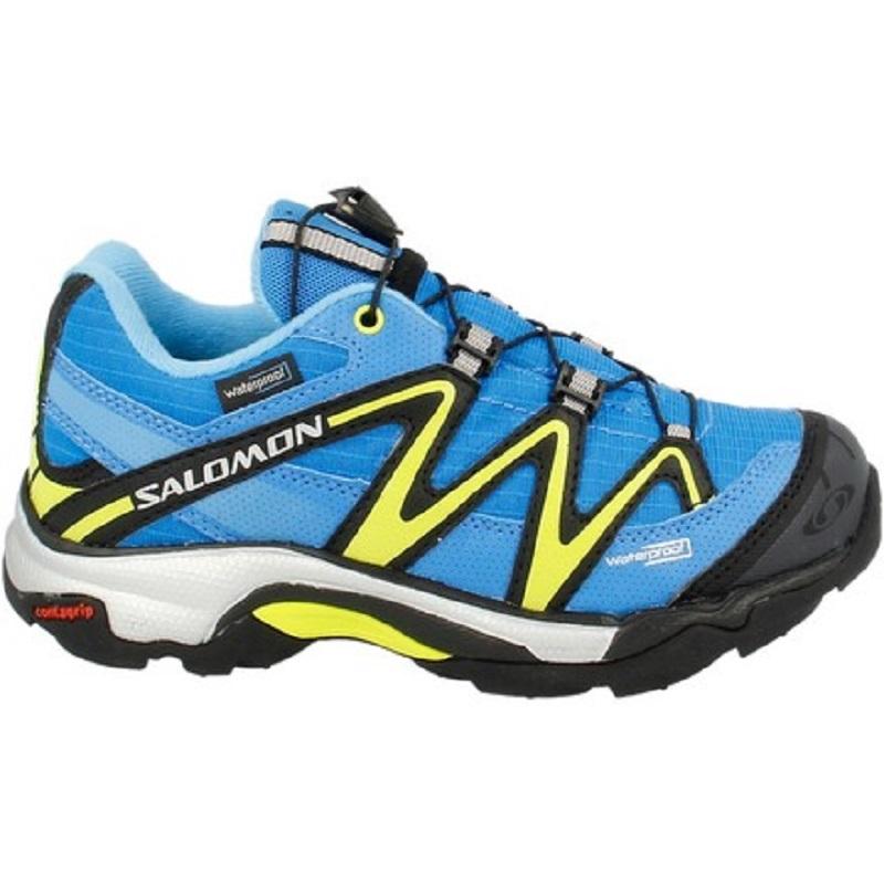 Salomon dětská sportovní obuv XT WINGS WP  5c7a1f806e