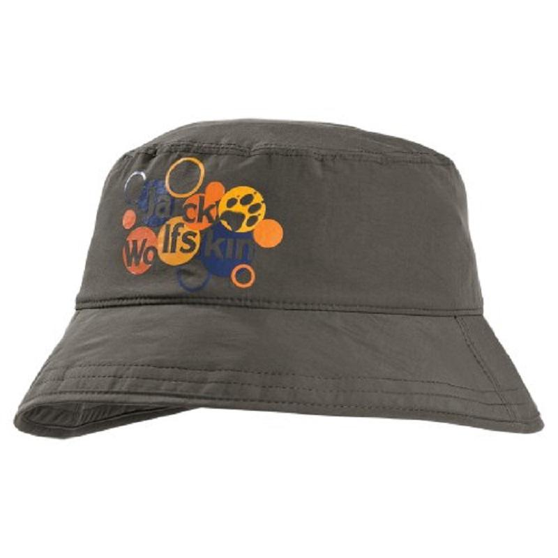 Jack Wolfskin dětský klobouk KIDS BUBBLE SUN HAT  aeba1a2ed1