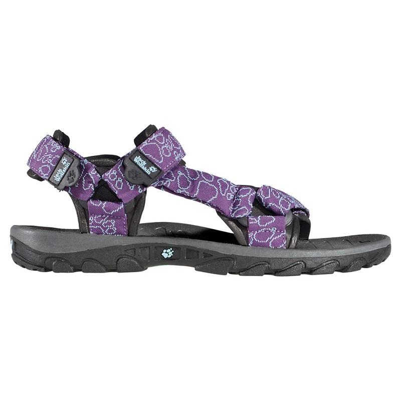 3d1ae9f1310e Jack Wolfskin dámské trekové sandály SEVEN SEAS WOMEN
