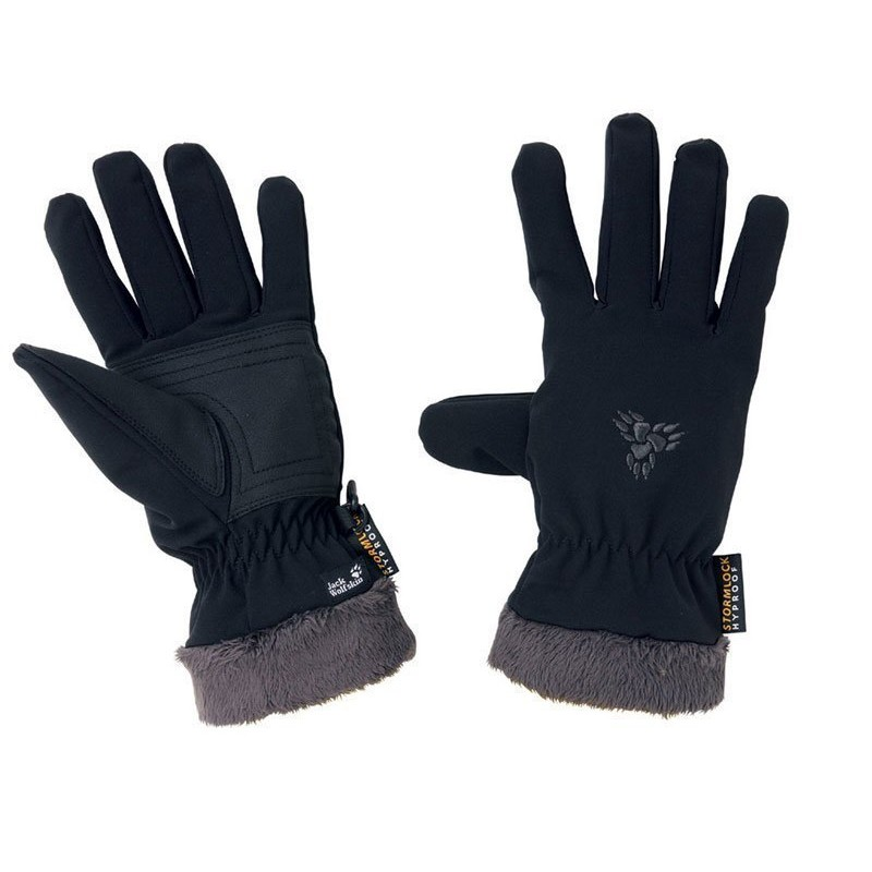 Jack Wolfskin dámské softshell rukavice SOFTSHELL HIGHLOFT GLOVE WOMEN