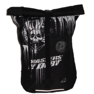 Walker ROLL UP black batoh Masters Of Dirt