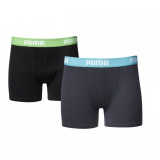 Puma 2pack chlapecké boxerky BOXER
